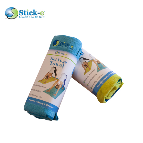 STICK-E / Hot Yoga Towel